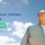 Rêves de Seniors : Michel Drucker exauce le rêve de Tina, 98 ans
