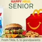 McDonald's Suède : Un «Happy Meal Senior» pour préserver le lien social