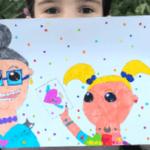 Le calendrier du sourire : l'initiative solidaire pour les seniors isolés par Bonjoursenior.fr et l'association 1 Lettre 1 Sourire
